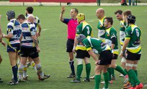 arbitro de rugby
