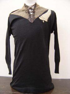 camiseta all black