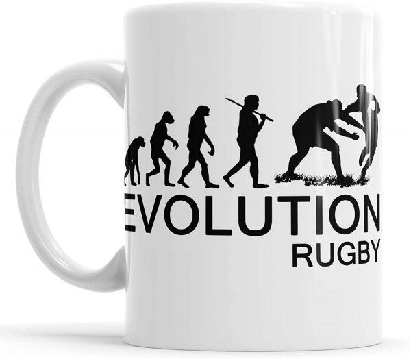 taza evolucion