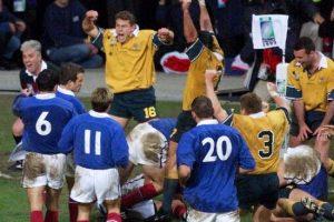 final copa del Mundo Rugby 1999
