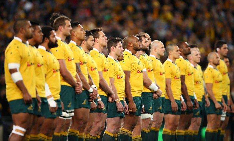 Equipo de rugby de Australia