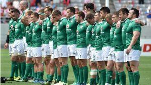 La selección de rugby de Irlanda